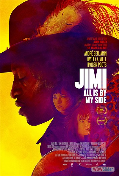JIMI-All Is By My Side